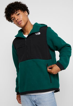 DENALI ANORAK - Kapuzenpullover - night green
