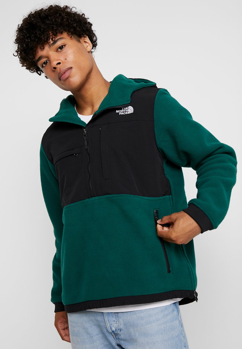 The North Face - DENALI ANORAK - Hoodie - night green