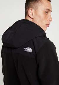 The North Face - DENALI ANORAK - Mikina s kapucí - black - 4