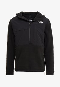 The North Face - DENALI ANORAK - Mikina s kapucí - black - 5