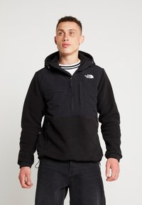 The North Face - DENALI ANORAK - Mikina s kapucí - black - 0