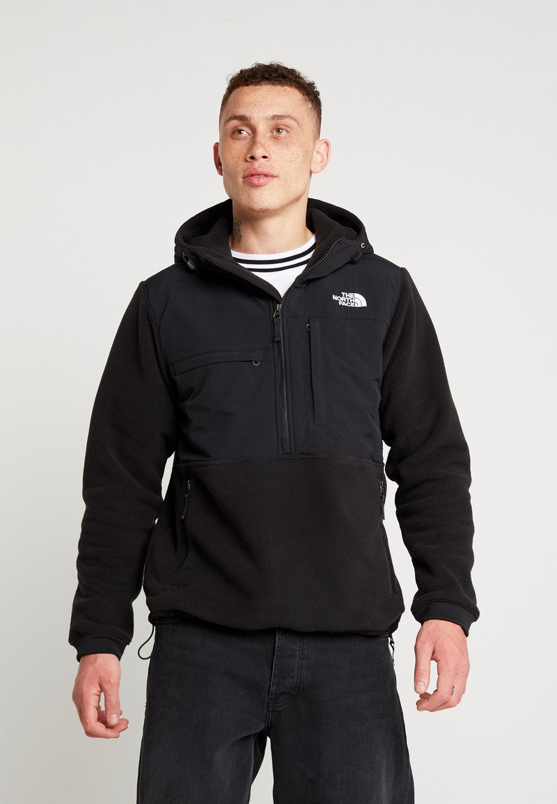 The North Face - DENALI ANORAK - Mikina s kapucí - black