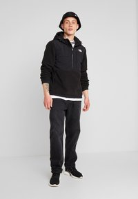 The North Face - DENALI ANORAK - Mikina s kapucí - black - 1