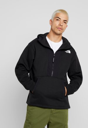GRAPHIC HOOD - Huppari - black