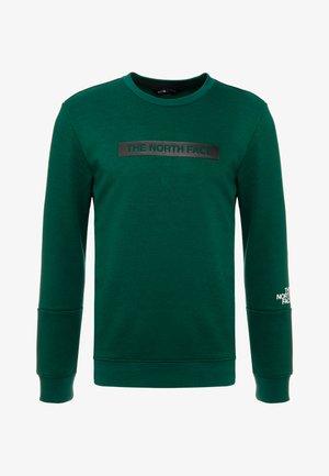 LIGHT CREW - Sweater - night green