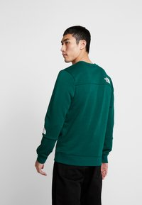 The North Face - LIGHT CREW - Sweatshirt - night green - 2