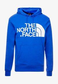 The North Face - STANDARD HOODIE - Sweat à capuche - blue - 4