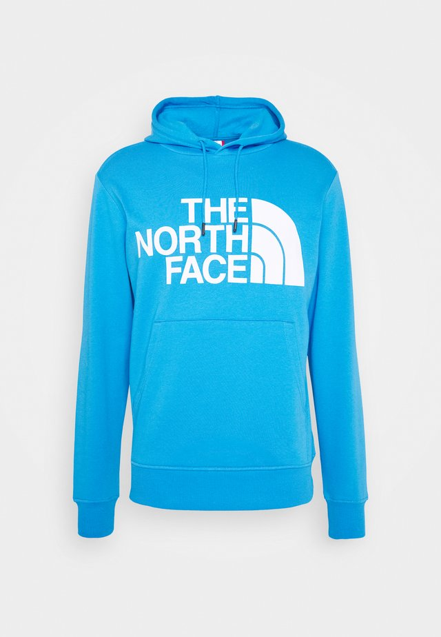 STANDARD HOODIE - Jersey con capucha - clear lake blue