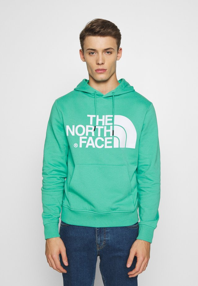 STANDARD HOODIE - Jersey con capucha - lagoon