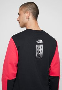The North Face - RAGE GRAPHIC CREW - Sweatshirt - rose red - 3