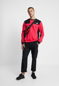 The North Face - RAGE GRAPHIC CREW - Sweatshirt - rose red - 1