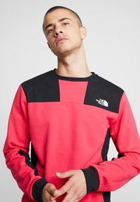 The North Face - RAGE GRAPHIC CREW - Sweatshirt - rose red - 5
