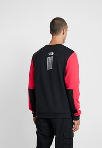 The North Face - RAGE GRAPHIC CREW - Sweatshirt - rose red - 2