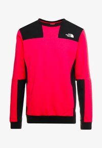 The North Face - RAGE GRAPHIC CREW - Sweatshirt - rose red - 4