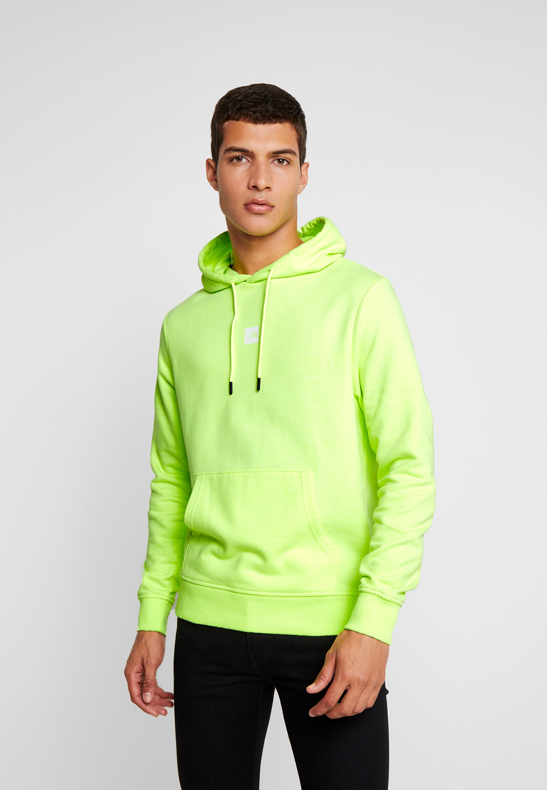 The Face HoodSweat Bright North Graphic Capuche À Yellow OiTPkXulwZ