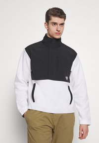 The North Face - GRAPHIC COLLECTION - Sweater - white/black - 0