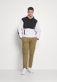 The North Face - GRAPHIC COLLECTION - Sweater - white/black - 1