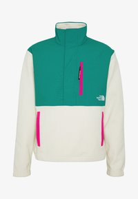 The North Face - GRAPHIC COLLECTION - Felpa - vintage white/fanfare green/mr. pink - 4