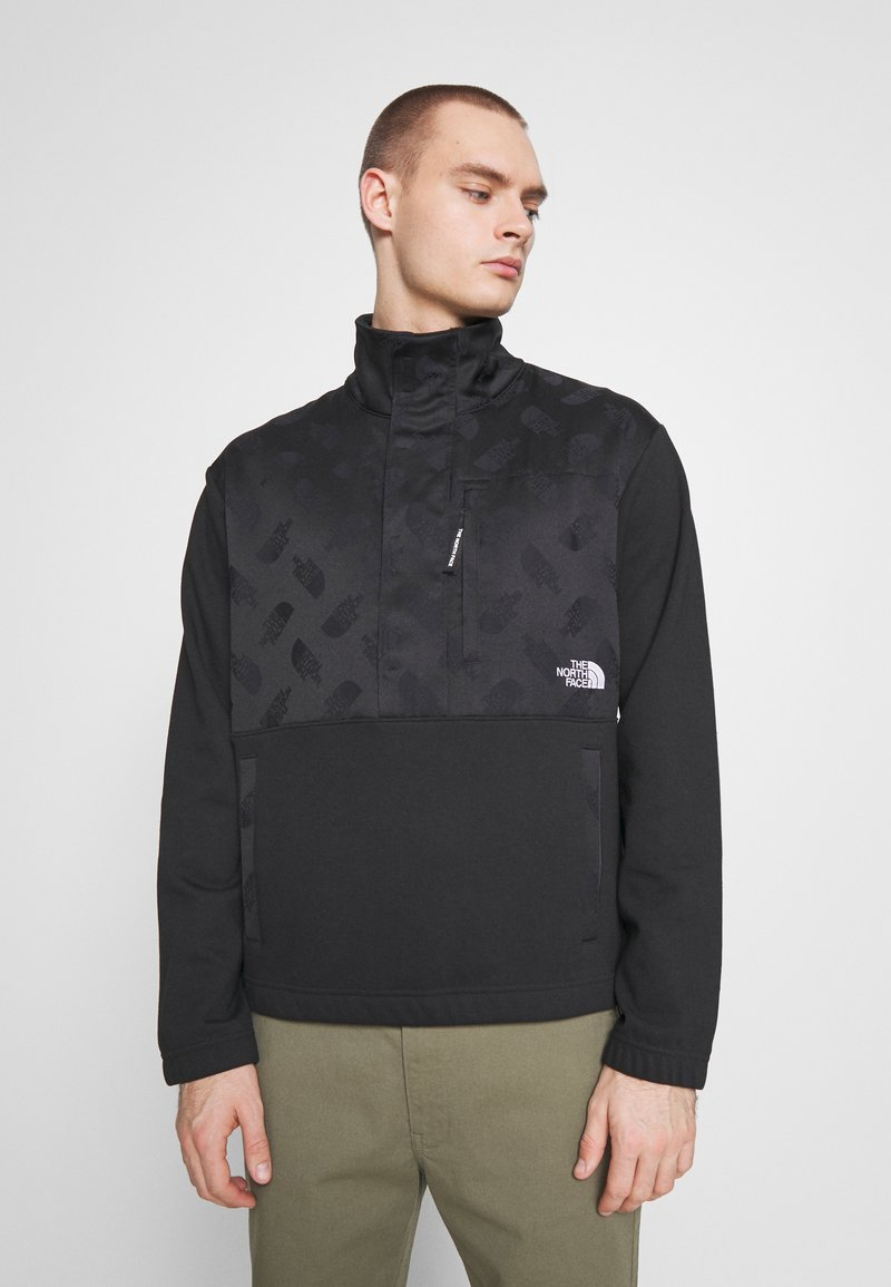 The North Face - GRAPHIC COLLECTION - Mikina - black