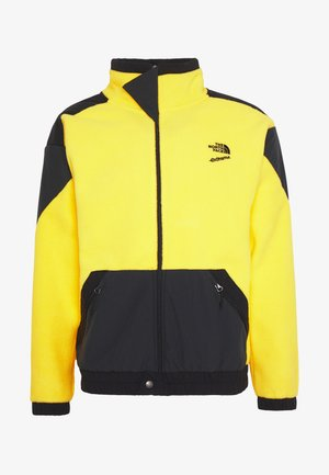 EXTREME JACKET - Kurtka z polaru - tnf lemon combo