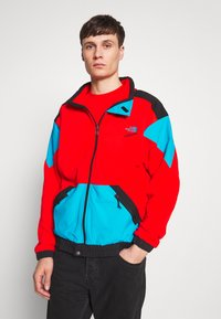 The North Face - EXTREME JACKET - Fleecová bunda - fiery red - 0