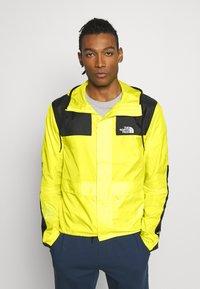 The North Face - SEASONAL MOUNTAIN JACKET  - Summer jacket - lemon - 0