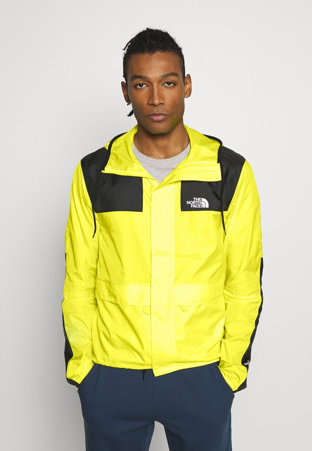 SEASONAL MOUNTAIN JACKET  - Chaqueta fina - lemon