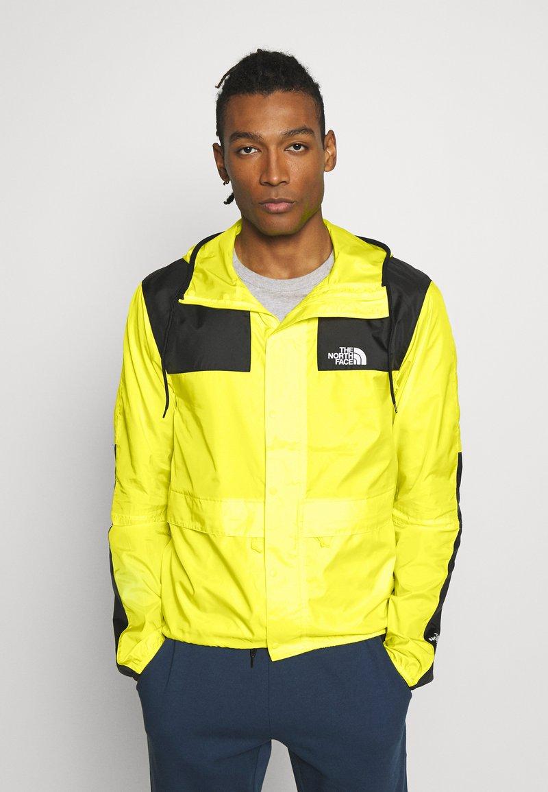 The North Face - SEASONAL MOUNTAIN JACKET  - Summer jacket - lemon