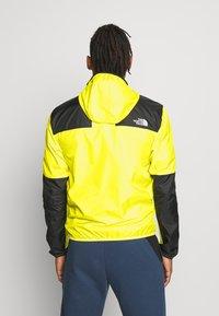 The North Face - SEASONAL MOUNTAIN JACKET  - Summer jacket - lemon - 2