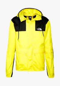 The North Face - SEASONAL MOUNTAIN JACKET  - Summer jacket - lemon - 3
