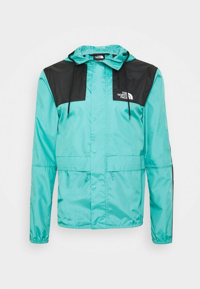 SEASONAL MOUNTAIN JACKET  - Chaqueta fina - lagoon/white
