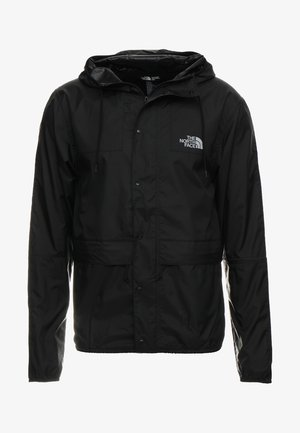 MOUNTAIN SEASONAL CELEBRATION - Kevyt takki - black/high rise grey