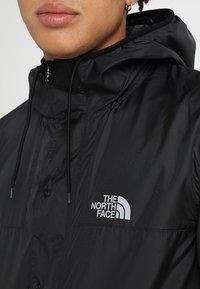 The North Face - MOUNTAIN SEASONAL CELEBRATION - Lett jakke - black/high rise grey - 3