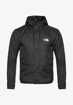 MOUNTAIN SEASONAL CELEBRATION - Chaqueta fina - black/white