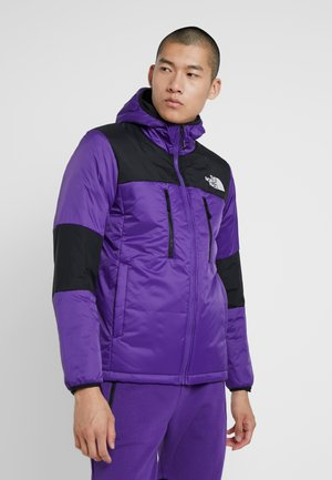 M HIMALAYAN LIGHT HOODIE - Jas - hero purple