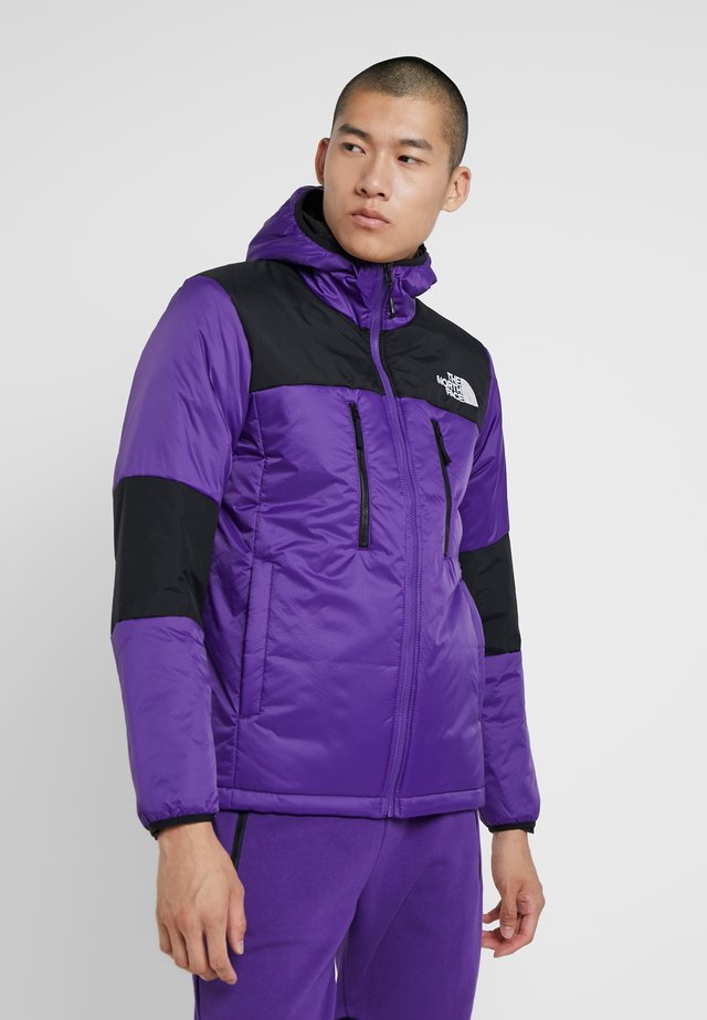 M HIMALAYAN LIGHT HOODIE - Chaqueta de entretiempo - hero purple