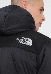 The North Face - M HIMALAYAN LIGHT HOODIE - Lett jakke - black - 4