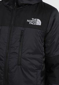 The North Face - M HIMALAYAN LIGHT HOODIE - Lett jakke - black - 6