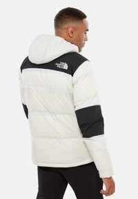 The North Face - HIMALAYAN LIGHT HOODIE - Gewatteerde jas - off-white - 1