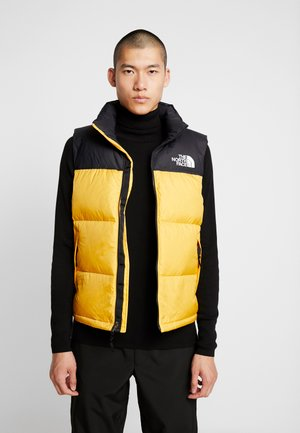 1996 RETRO NUPTSE VEST - Bodywarmer - yellow