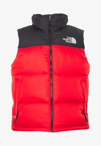 The North Face - 1996 RETRO NUPTSE VEST - Smanicato - fiery red - 4