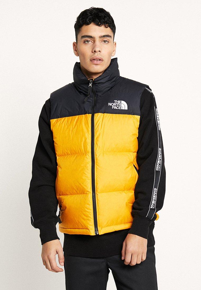 The North Face - RETRO NUPTSE  - Bodywarmer - zinnia orange