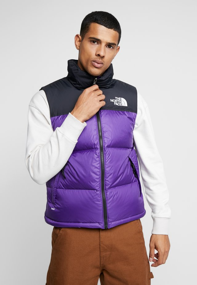 1996 RETRO NUPTSE VEST - Kamizelka - hero purple