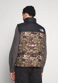 The North Face - 1996 RETRO NUPTSE VEST - Bodywarmer - olive - 2