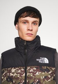The North Face - 1996 RETRO NUPTSE VEST - Bodywarmer - olive - 5