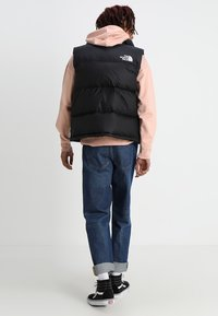 The North Face - 1996 RETRO NUPTSE VEST - Smanicato - black - 2