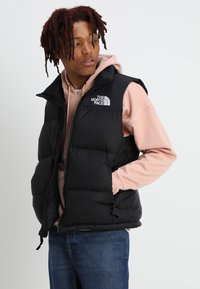 The North Face - 1996 RETRO NUPTSE VEST - Smanicato - black - 0