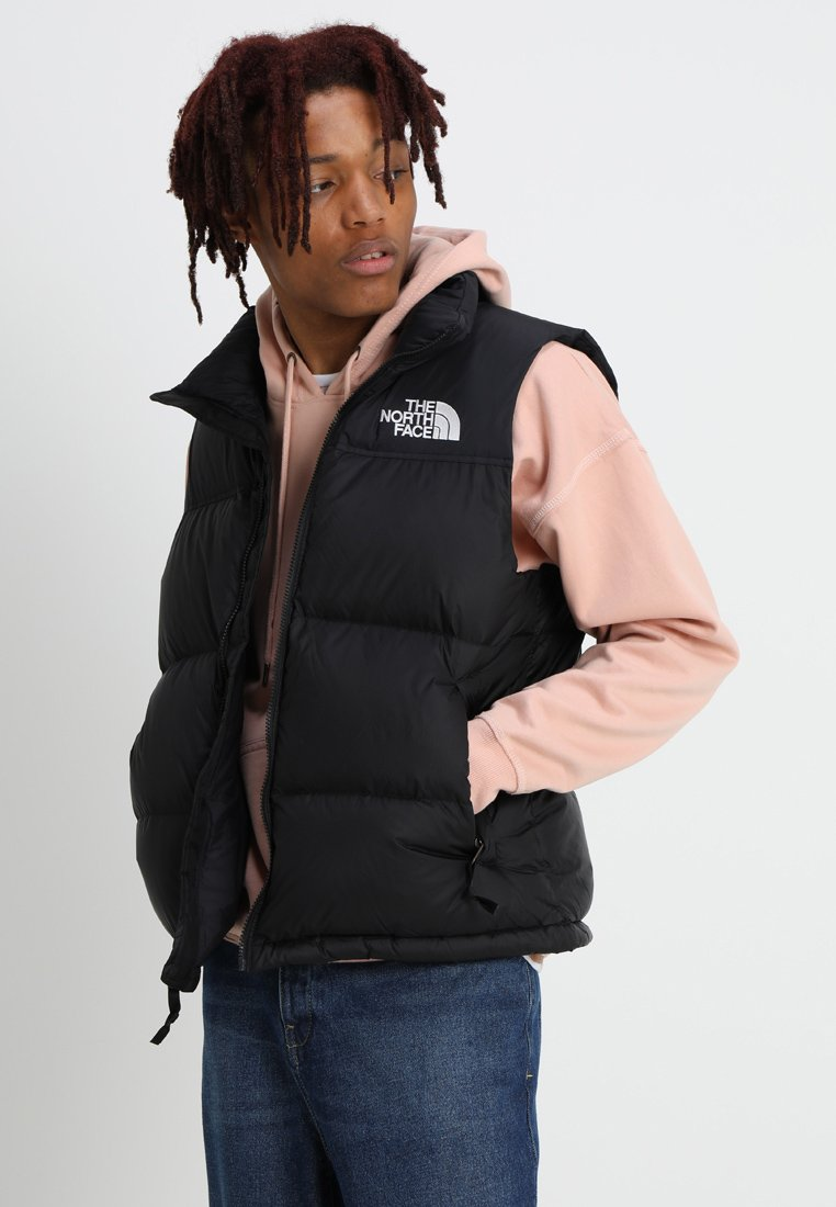 The North Face - 1996 RETRO NUPTSE VEST - Smanicato - black
