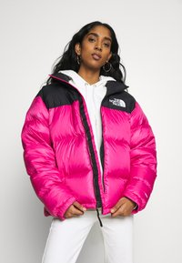 The North Face - 1996 RETRO NUPTSE JACKET - Piumino - pink - 3