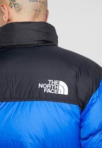 The North Face - 1996 RETRO NUPTSE JACKET UNISEX - Piumino - blue - 4